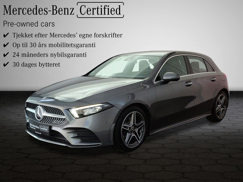 Mercedes A220 2,0 AMG Line aut. 4-M 5d - 424.900 kr.