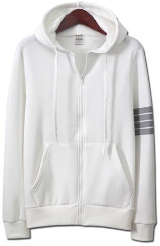 S//M Mens Napping Hoodie Jacket Cardigan Sweater Jumper Blazer Top Zip-Up W211