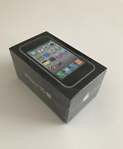 New Sealed Old Stock Apple iPhone 3gs 8gb - 3rd Generation ...