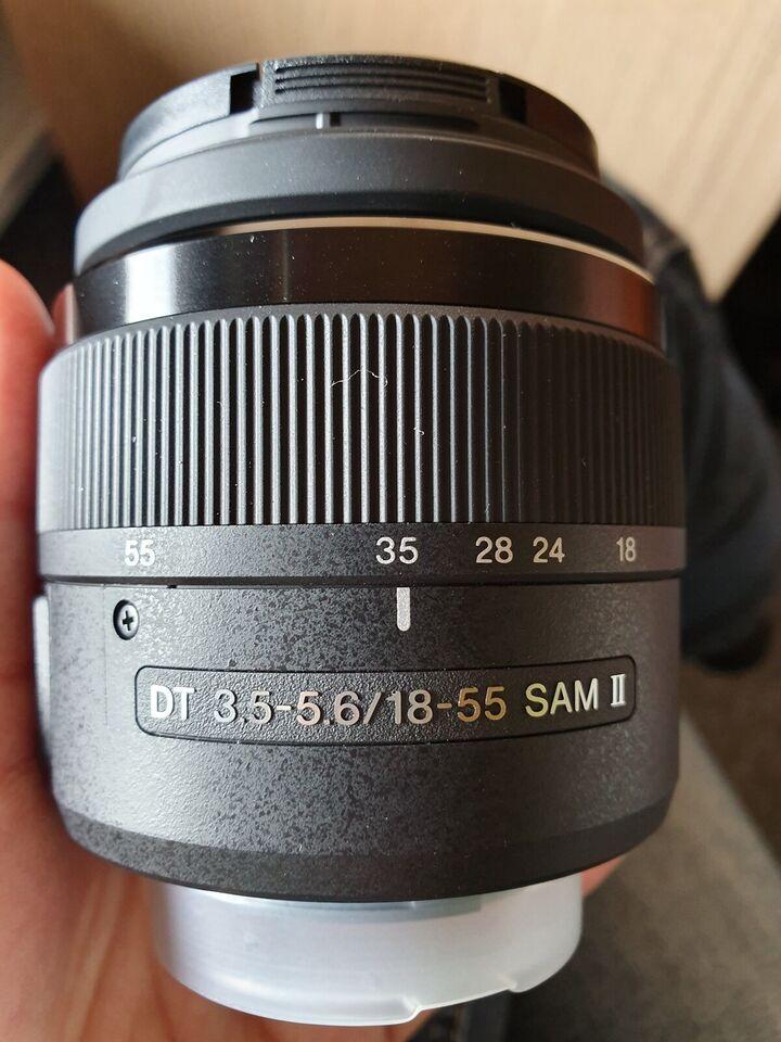 ?, Sony, sony a mount kit zoom 18 - 55 version II