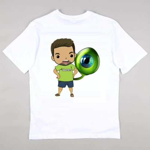 Jacksepticeye Youtuber Fans Childrens Kids Tshirt YouTube Fan