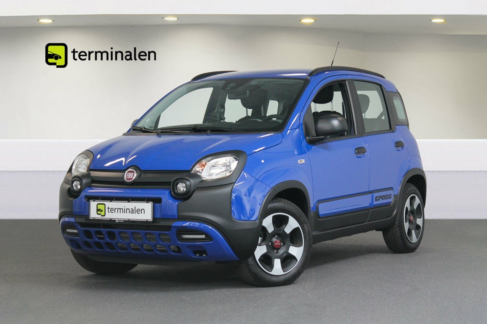 Fiat Panda 1,2 69 City Cross 5d - 114.900 kr.