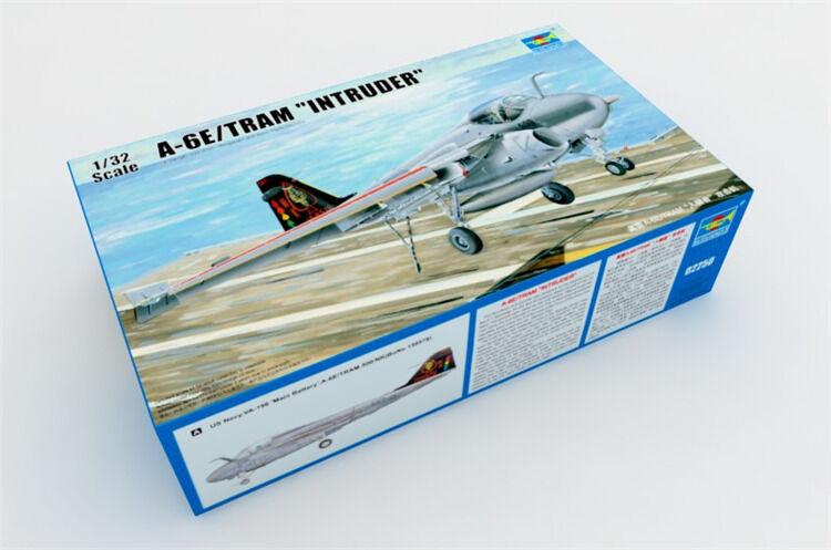 Trumpeter 1 32 02250 A-6E TRAM Intruder
