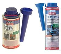 Lubro Moly Jectron Fuel Injector & Ventil Sauber Valve Cleaner Set