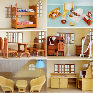 Image Is Loading Dolls House Kitchen Living Room Bedroom Miniature Sofa