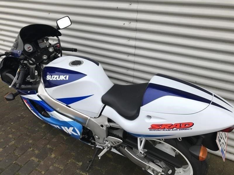 Suzuki, GSXR 600, 599