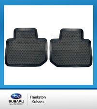 Genuine Subaru XV /& Impreza 2011-2016 rubber floor mats set of 4  J505EFJ000RH