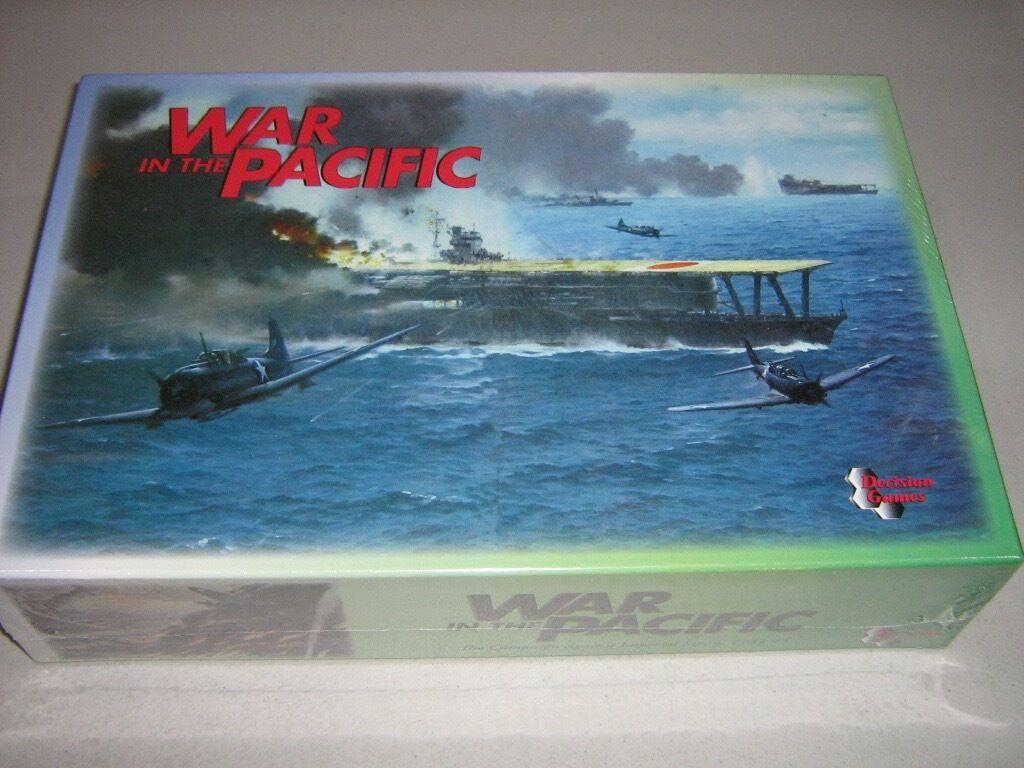 War in the Pacific (nuovo)   consegna lampo