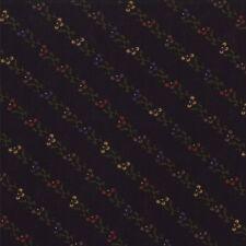 Moda Fabric Kansas Troubles/Token of Friendship Black 9434/17-1 YD CUTS