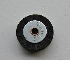 Roland Mebeg Feeder Wheels New Black Heavy Stock 40mm Od