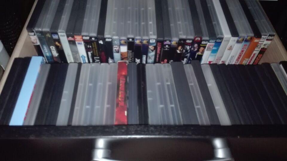Forskellige, DVD, andet