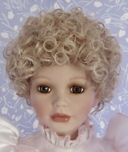 Tallians-HEATHER-2-Light-Blonde-Full-Cap-Doll-Wig-Size-14-Curly