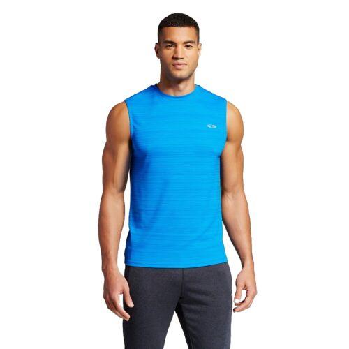 Big /&Tall Muscle Shirt Champion C9 Men/'s Duo Dry Sleeveless T Shirt Tank S9813T