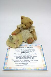Cherished-Teddies-Courtney-mit-Zertifikat