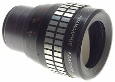 SUN ANAMORPHIC PROJECTION LENS ADAPTER 16 CLEAN GLASS SCREW MOUNT RARE