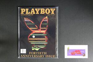 PLAYBOY-MAGAZINE-JAN-1994-40TH-ANNIVERSARY-ISSUE-ANNA-MARIE-GODDARD-II