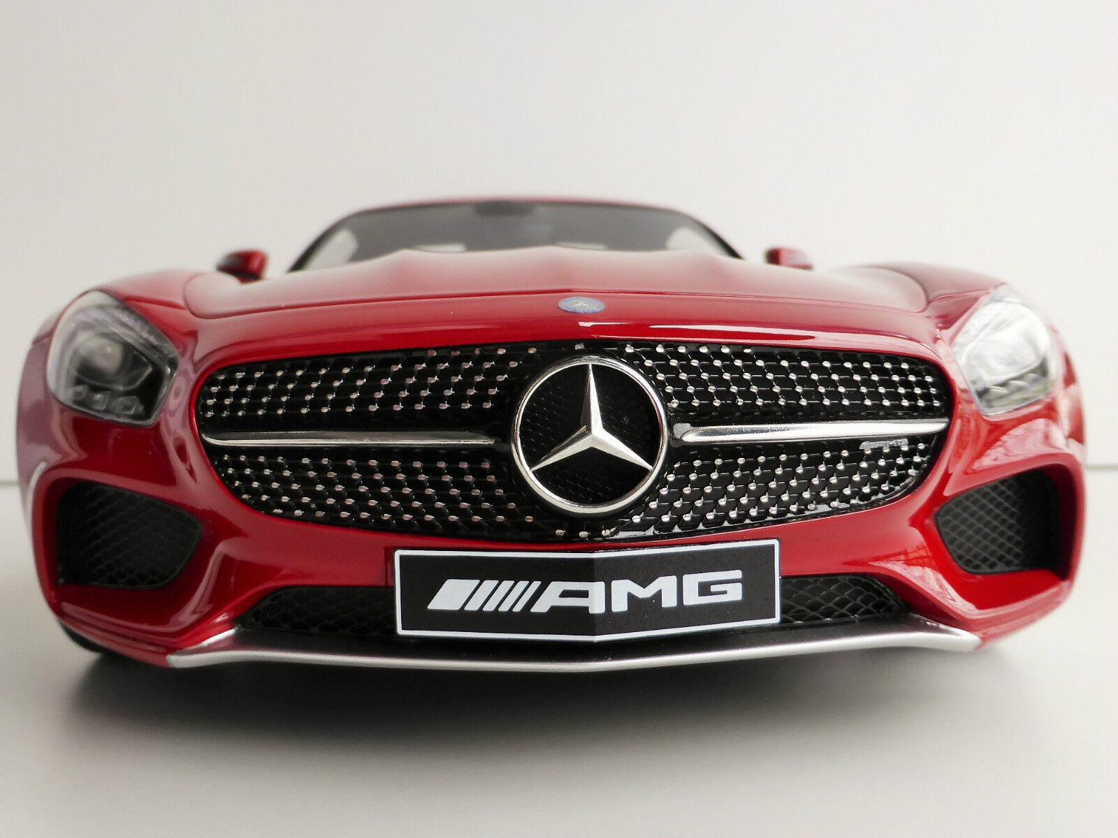 Mercedes-Benz AMG Gt Ópalo de Fuego 1 12 Premium Classixxs 40025 C190 Pcl MB