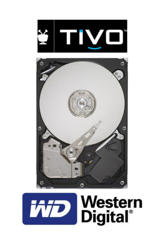 2,000 Hrs. 2TB TiVo Premiere Series 4 Replacement Hard Drive for TCD748000 DVR