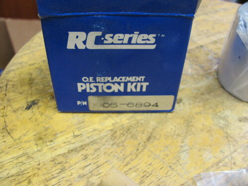 NOS Rocky Cyles Suzuki Piston Kit RM80 1983-85 2.00mm OS 05-6894