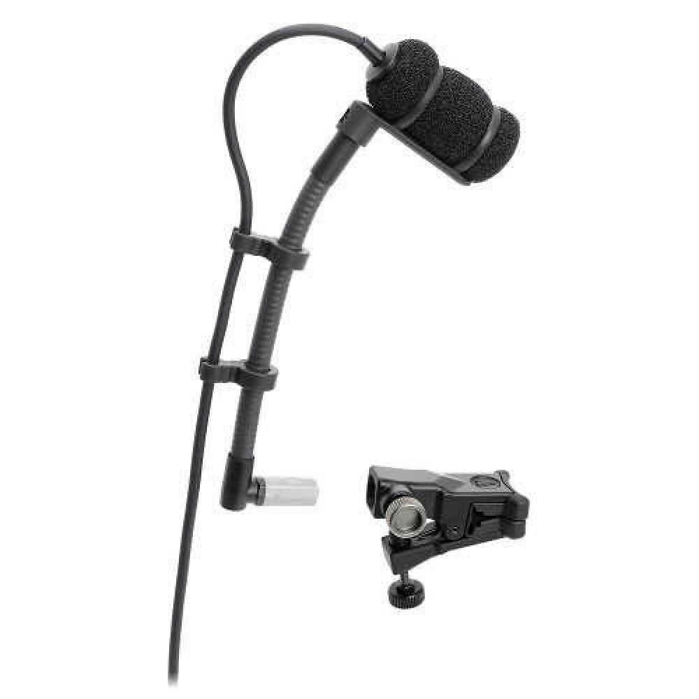 Audio-technica ATM350UcW Condenser Mic for Dedicated Wireless Fast Ship Japan