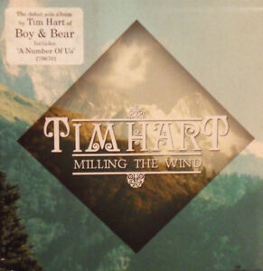 Tim-Hart-Milling-The-Wind-CD-Island-Records-2012-NEW-SEALED-Boy-amp-Bear