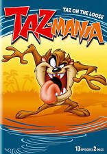 Taz-Mania: Taz on the Loose - Season 1, Part 1 (DVD, 2013, 2-Disc Set)