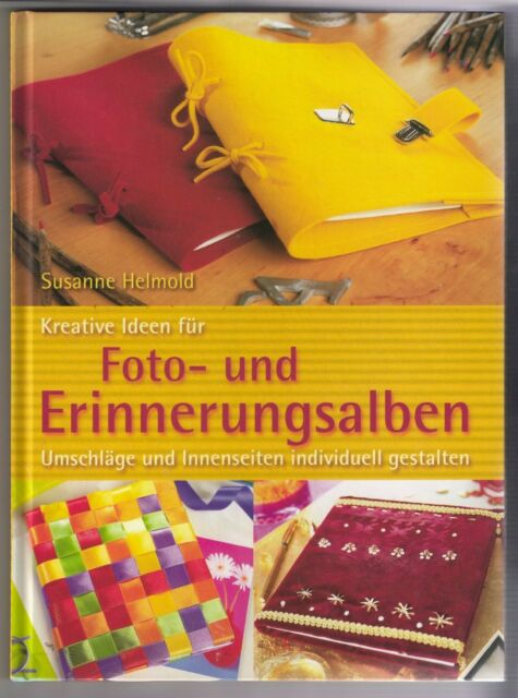 Kreative Ideen für Foto- und Erinnerungsalben von Susanne Helmold