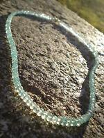 1 Collier Bijouterie En Topaze Azur 58 Cts (brésil)