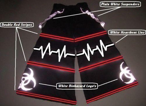 Raver ore Techno Tanz Hose fluoreszierend  PHAT Pants Melbourne Shuffle new 11  Nuevos productos de artículos novedosos.