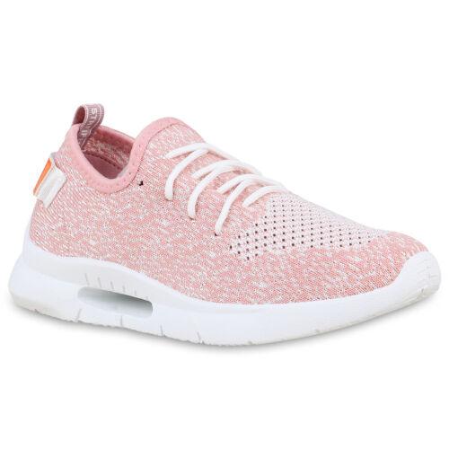 Damen Sportschuhe Strick Laufschuhe Prints Turnschuhe Sneaker 826117 Trendy