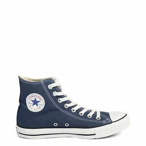 9e46d1bf00a426 Converse All Star Chuck Taylor Men Women Navy Hi Top Shoes M9622 11 ...
