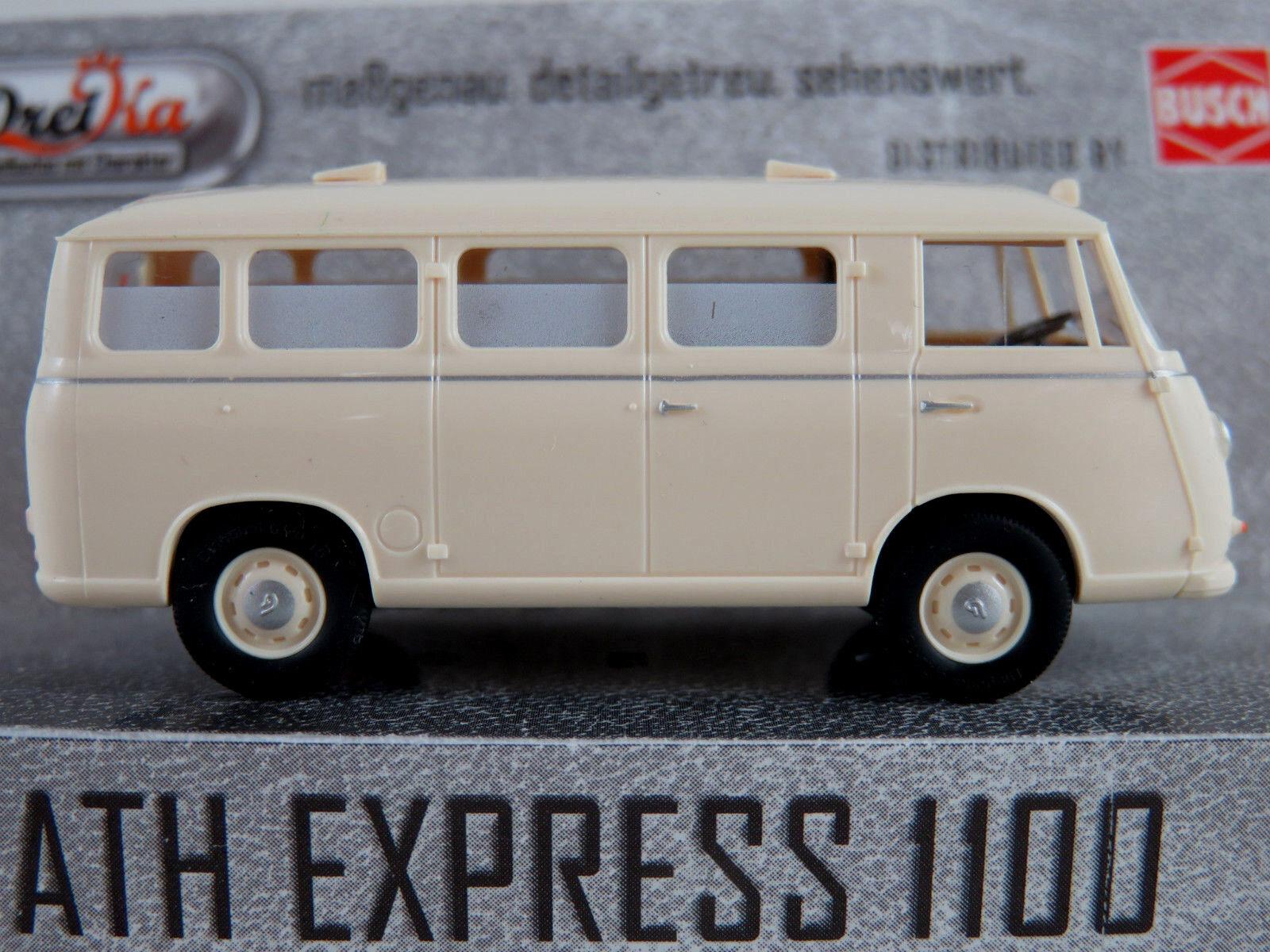 Dreika     busch 94124 goliath express 1100 krankenw. 7dc3d4