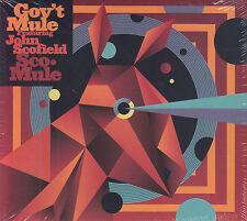GOV´T MULE sco-mule +  bonus disc  Digipack 2CD NEU OVP