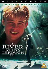 A RIVER RUNS THROUGH IT - DVD - REGION 2 UK