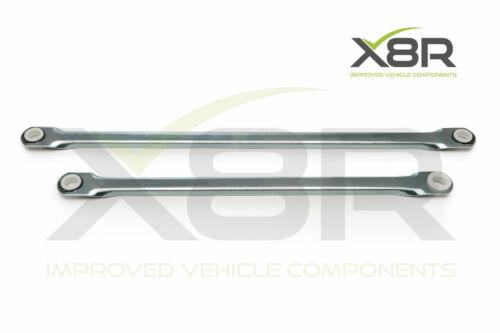 Para Opel Vectra C Signum Limpiaparabrisas Vínculo Varilla de Empuje KIT DE REPARACIóN DE BRAZOS