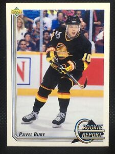 Pavel-Bure-Canucks-1992-1993-Upper-Deck-Rookie-Report-362