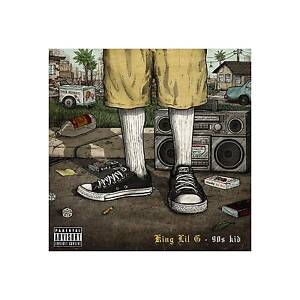 King Lil G - 90s Kid CD Explicit