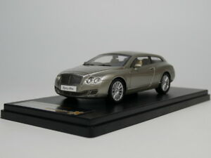 PREMIUM-X-1-43-Resin-model-car-BENTLEY-CONTINENTAL-FLYING-STAR-2010