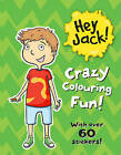 Crazy Colouring Fun! by Sally Rippin (Paperback, 2013)