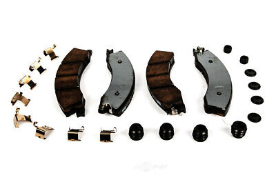 Disc Brake Pad Set Front ACDelco GM Original Equipment 171-1163