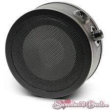 Solomon Mics LoFReQ Microphone - Sub Kick Drum Recording Mic - Black