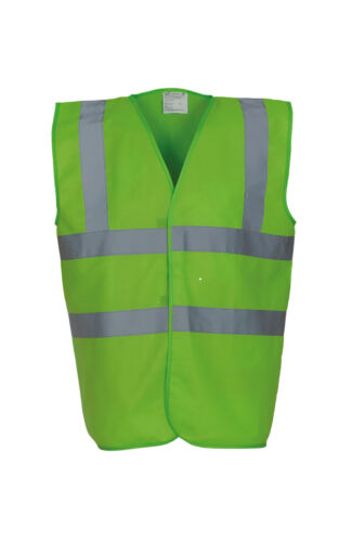 Please Slow Horse Riding Hi-Vis Vest Hi Visibility Safety Equestrian Waistcoat