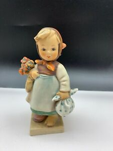 Hummel-Figurine-204-IN-Lauterbach-Hab-I-5-7-8in-1-Choice-Small-Defective