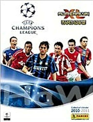 Panin Champions League cards 2010//2011 10 11-Panathinaikos FC-Top-Mint