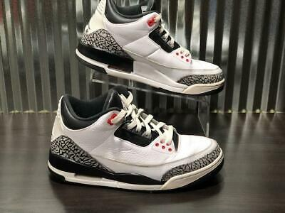 """quality design cbbad b312c Details about Nike Air Jordan 3 Retro """"Infrared 23"""" Style # 136064-123"""