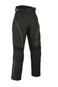 Gma Pantalón De Moto Para Mujer Cordura Todo Tamaño Disponible S A 4xl Uhskz4jl-07224712-160356655