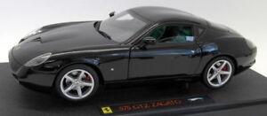 Hot-Wheels-1-18-escala-Diecast-L2983-Ferrari-575-GTZ-Zagato-Negro