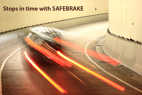 with Challenger 315mm front discs Pajero NK,NL 2 inch Lift - SAFEBRAKE