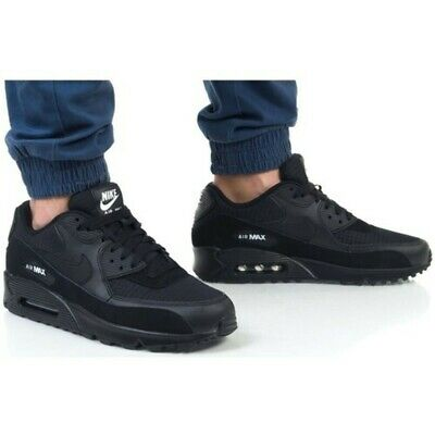 Nike Air Max 90 Essential Negro | eBay