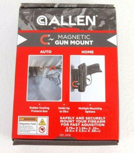 Magnetic Gun Mount Holster Home Car Office Desk Concealed Firearm Harness 18510A